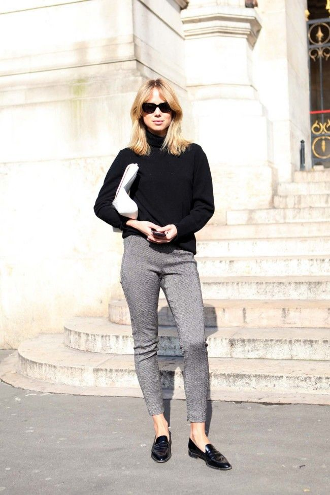 Style notes: Parisian street style gallery - Vogue Australia