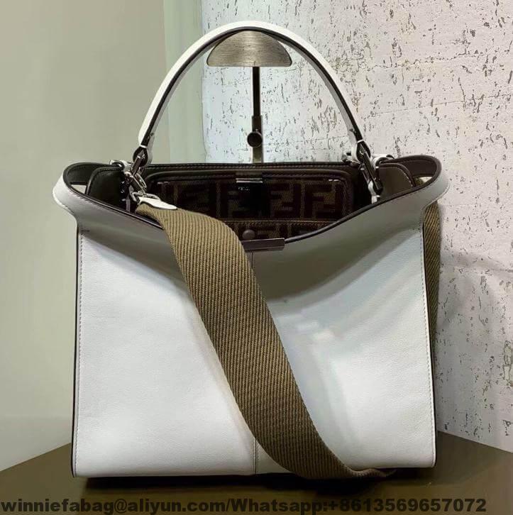 85521fd35081 Fendi Peekaboo X-Lite Regular Bag 2019