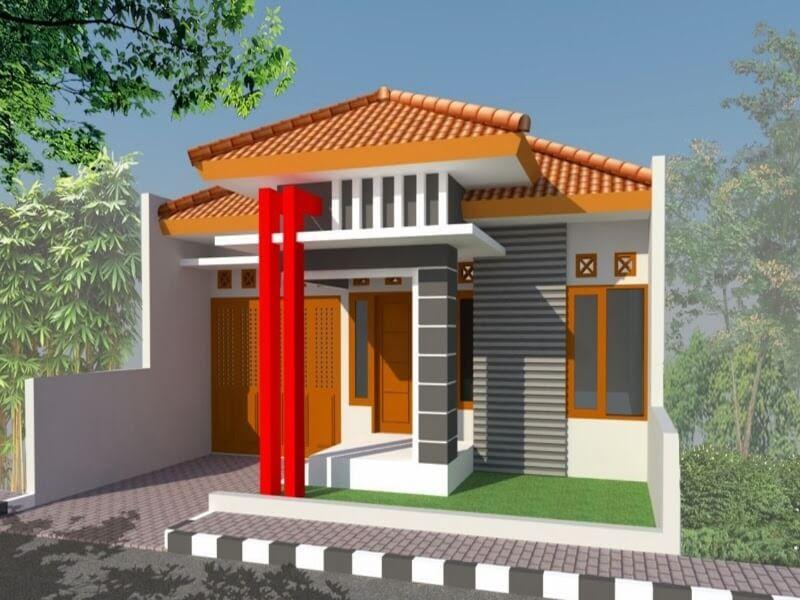 81 Contoh Model Teras Rumah Minimalis Sederhana Modern Terbaru Di 2020 Rumah Minimalis Desain Rumah Denah Rumah