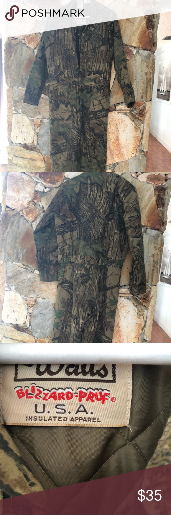 wall camouflage coveralls walls blizzard pruf usa on walls insulated coveralls blizzard pruf id=53679