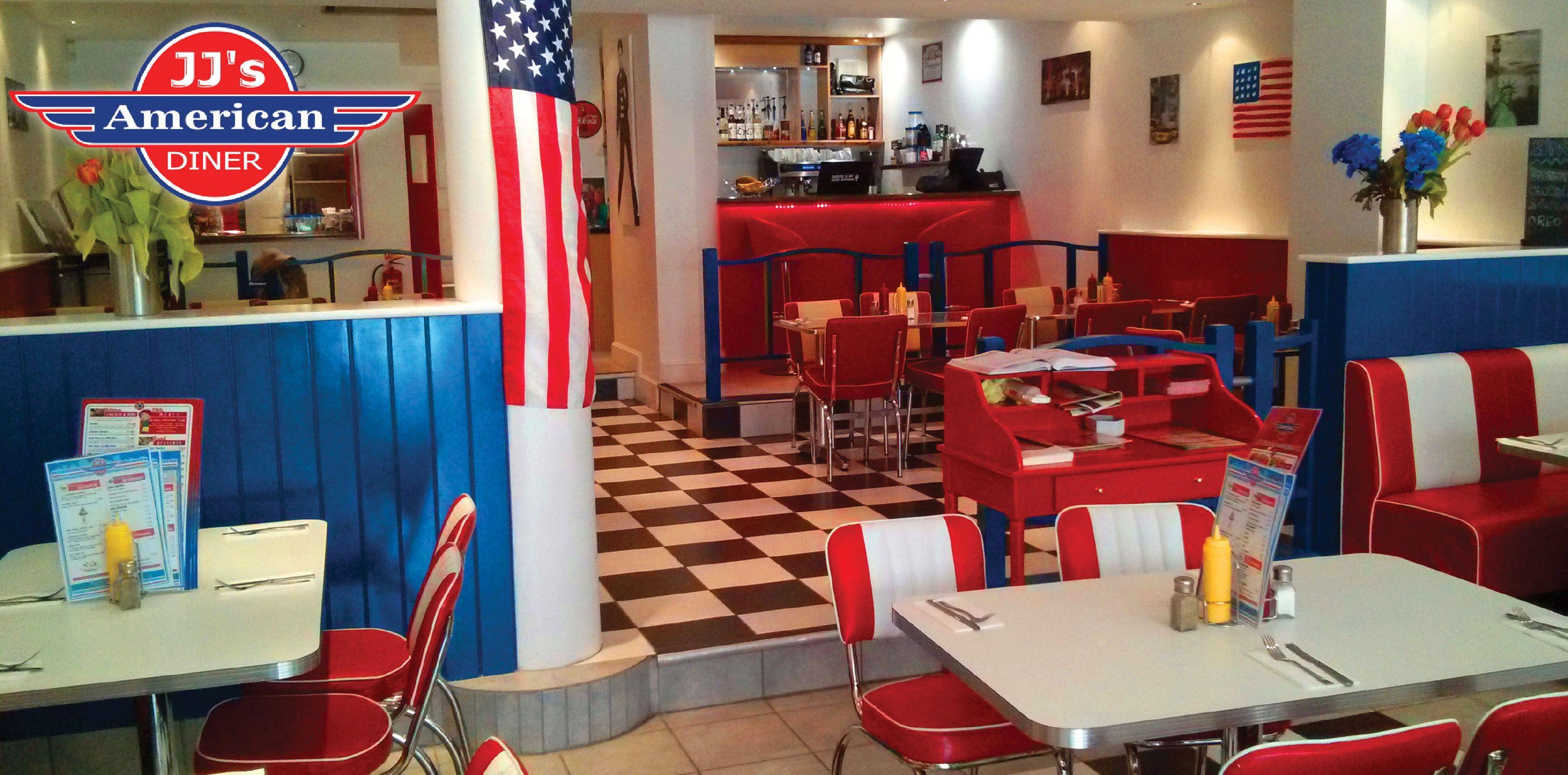 authentic fifties decor and diner restaurant - Recherche Google ...