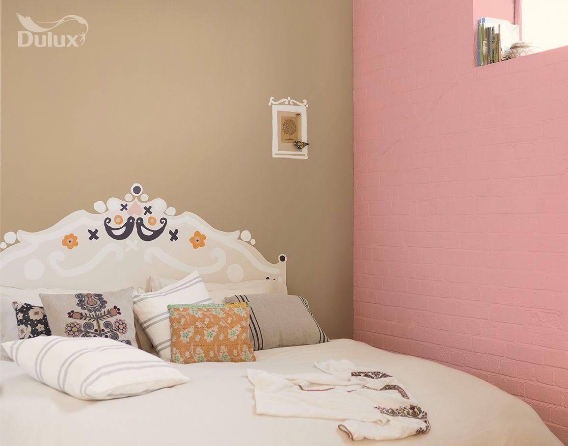 Interior And Exterior Colour Paints Decorating Ideas Dulux Dekorasi Kamar Dekorasi Bedroom paint ideas dulux