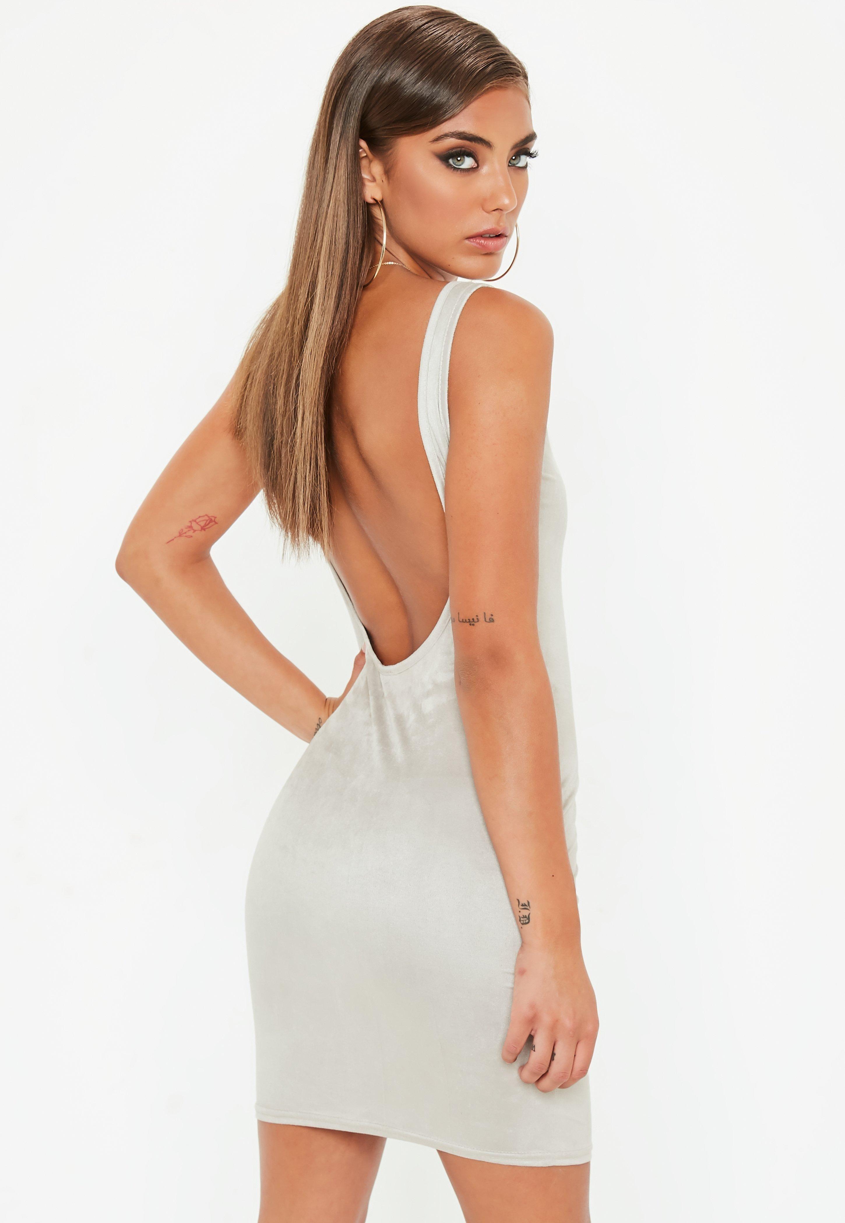 c2e21cfa9700 10/10/18 Brand/Designer: Missguided Material: Elastane /Polyester Dress  Length: Mini-Dress Short Dress Silhouette: Bodycon