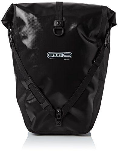 Ortlieb Backroller Classic Ql21 Panniers Pair Black F5301