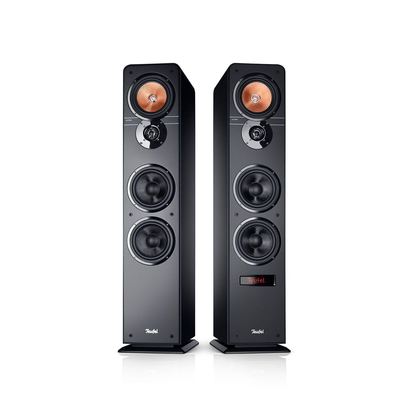 ultima 40 aktiv   lautsprecher, teufel audio und stereo