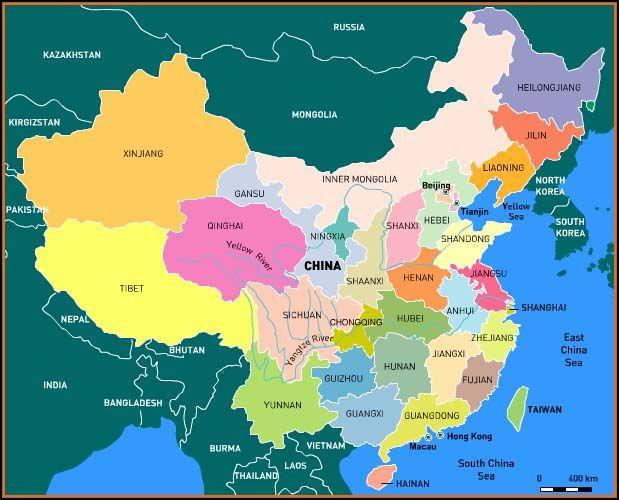 China map travel china pinterest china mongolia and tibet china map gumiabroncs Gallery
