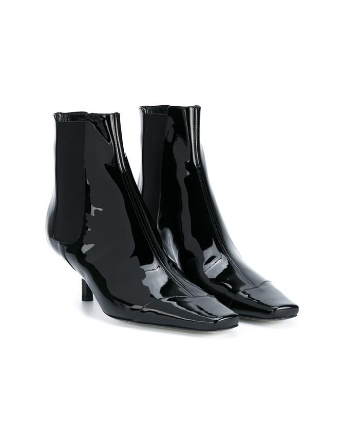 f510104d6a22a LOEWE | Patent Leather Chelsea Boots | Womenswear | Browns Fashion ...