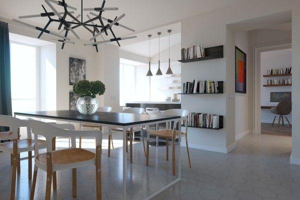 Vendita Appartamento Torino. Quadrilocale in via Accademia