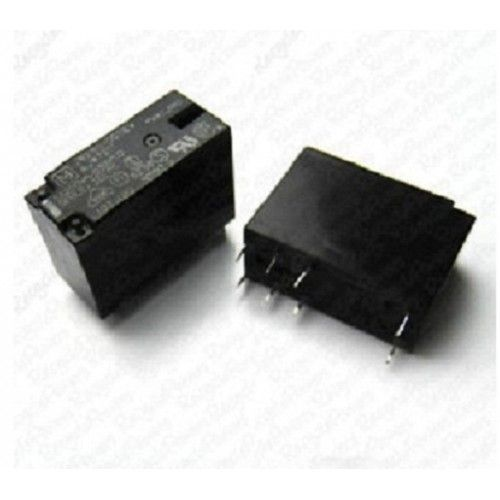 5A 12VDC DPDT Sealed PCB Power Relays - JW2SN-DC12V. Panasonic general purpose Non Latching type PCB Power Relays.