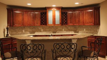 Wave Hill cabinets from Forevermark - - - kansas city - by Cabinet ...