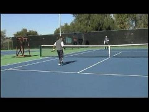 Tennis Doubles Strategy Net Position After A Lob In Doubles Tennis Tennis Doubles Tennis Tennis Lessons