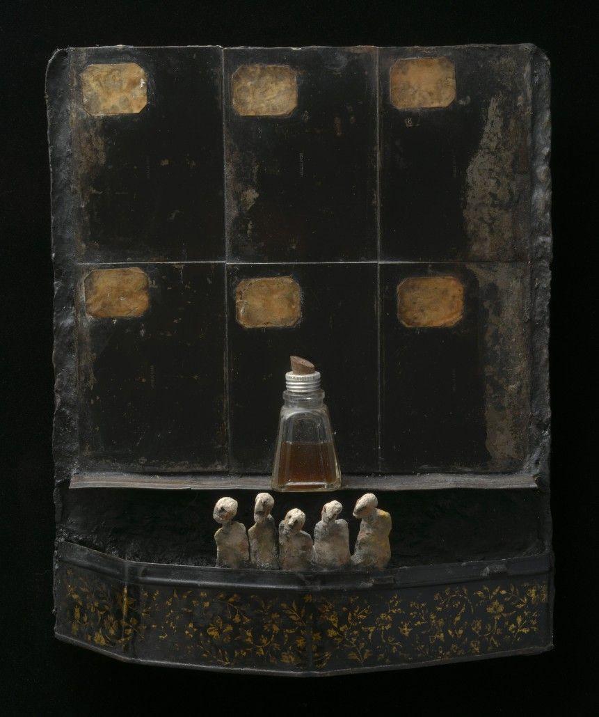La page noir. Nouvelles pièces - Recent Work - Gérard Cambon