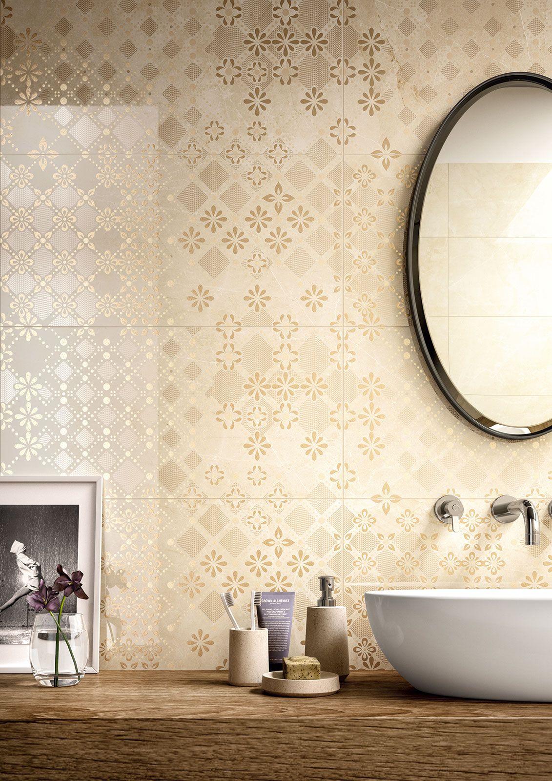 Elegance | #Marazzi | #bathroom | #decoration | #ceramics ...