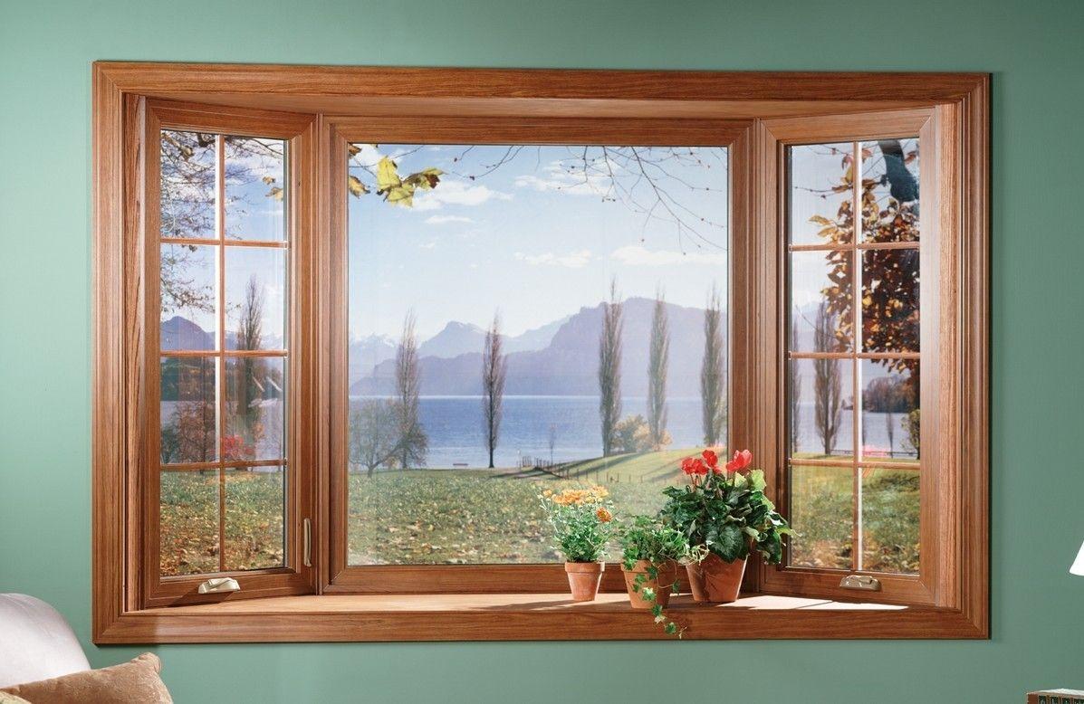 Hölzerne Fenster Rahmen Designs   die Schaffung eines ...