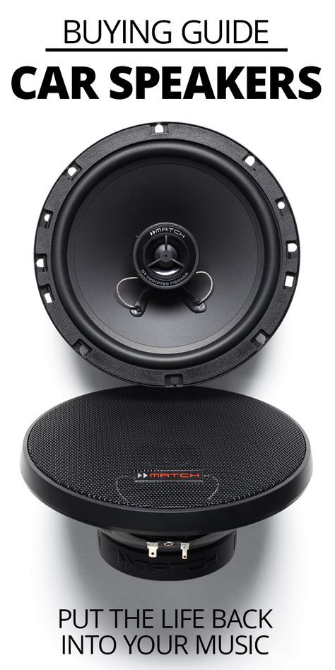 Crutchfield speaker size guide user guide manual that easy to read car speakers buying guide pinterest speakers vehicle and cars rh pinterest com crutchfield home audio crutchfield car audio greentooth Choice Image