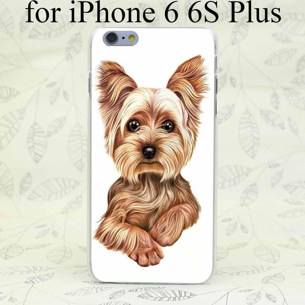 Yorkshire Terrier Case For Iphone Perros En Caricatura Dibujos