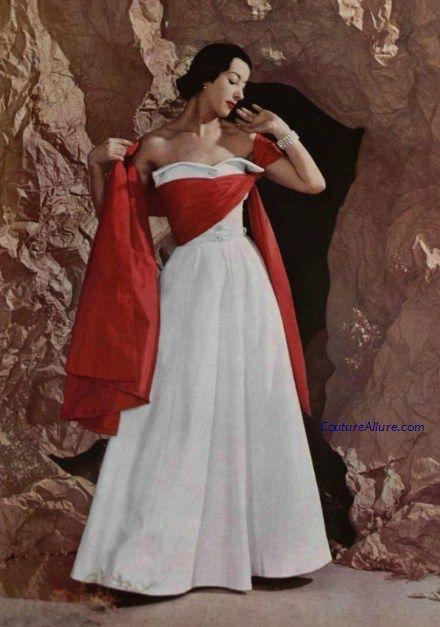 Balenciaga, 1949.