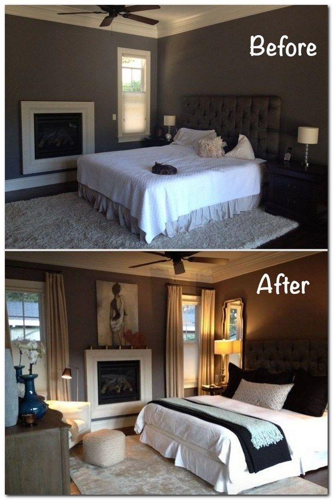 Pin By Julie Mcinturf On Diy Master Bedroom Makeover Bedroom