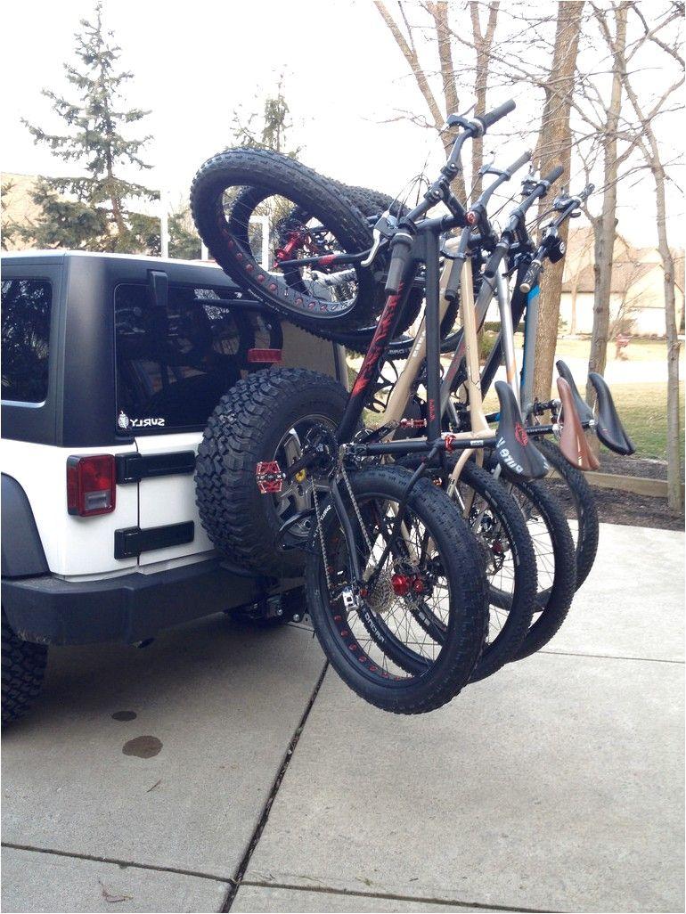 5 11 Covert Backpack Accessories 4 Bike Rack Jeep Wrangler Bike Rack