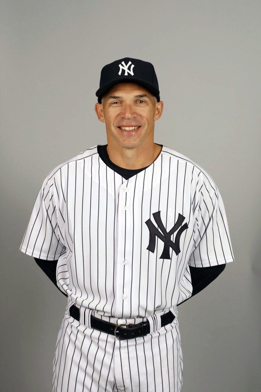 Joe Girardi New York Yankees Manager Joe Girardi Photo By Robert Rogers Mlb New York Yankees Yankees Ny Yankees