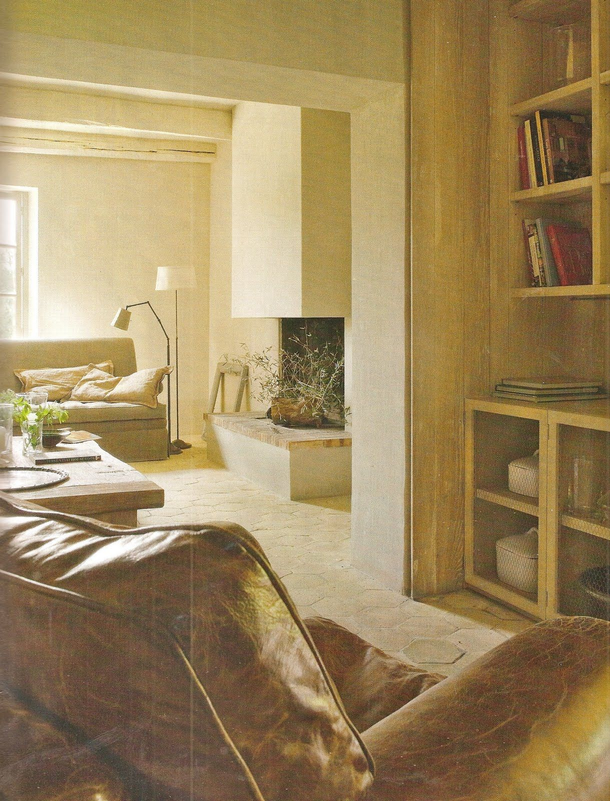 The Perfect Bastide | Flipping, Fireplace wall and Wall ideas
