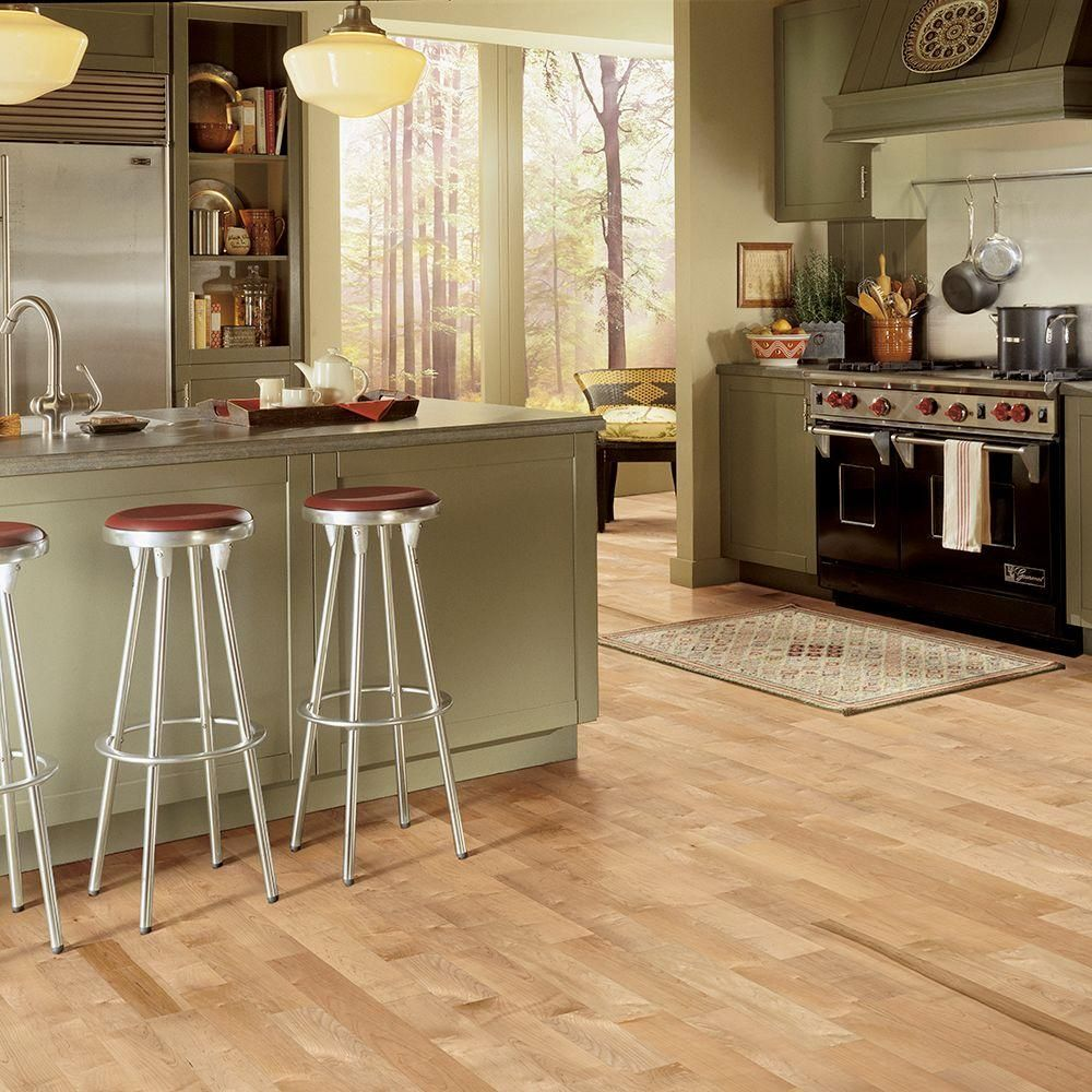 Bruce American Original Country Natural Maple 3 8 In T X 5 In W X Varied Lng Eng Click Solid Hardwood Floors Engineered Hardwood Flooring Engineered Hardwood