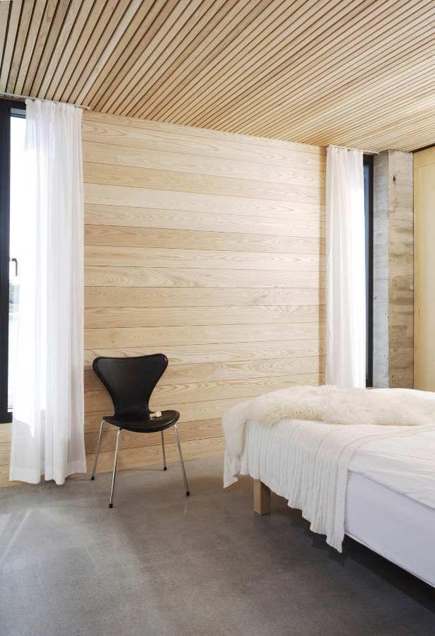 Charlotte Minty Interior Design Norwegian Summer House Natural - holz decke haus design bilder