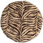 Papasan Cushion - Fuzzy Zebra just got this today so soft love it !