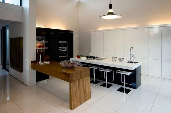Magnificent South African Home Breathes New Life  Breathe Custom South African Kitchen Designs Decorating Design
