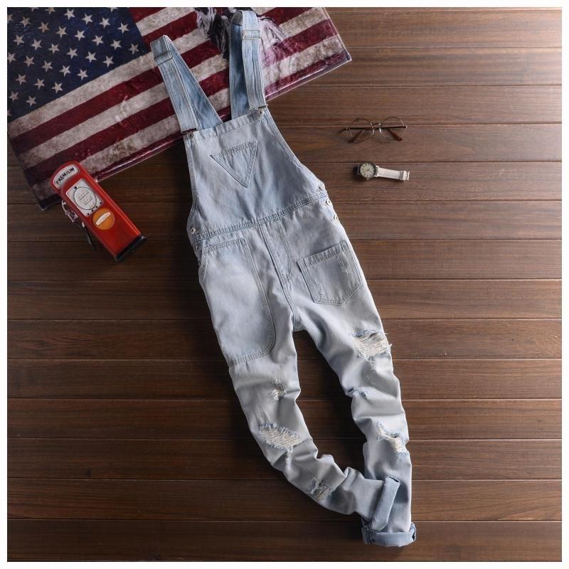 adult mens light blue overalls denim suspender pants men on cheap insulated coveralls for men id=80741