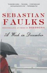 'A Week In December' by Sebastian Faulks