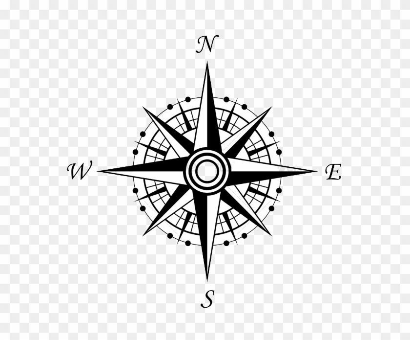 Pin By Magogie A On Dibujo Compass Compass Rose Compass Tattoo Design