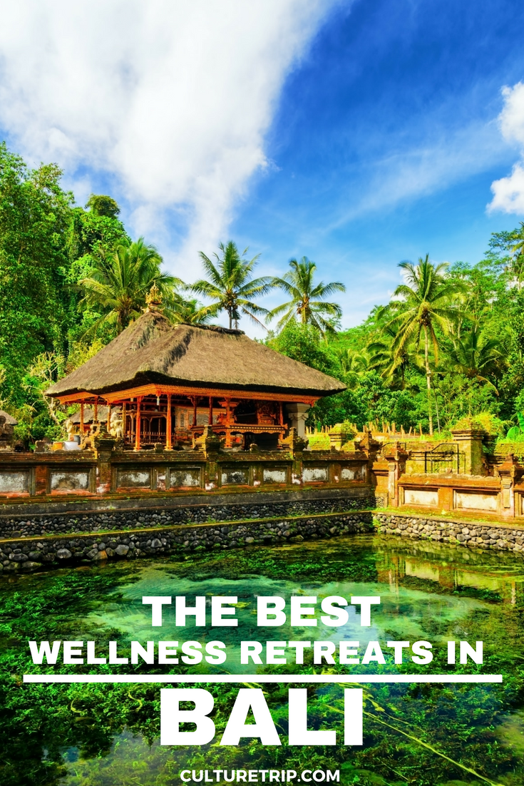 The Best Wellness Retreats In Bali Water Temple Vacation Trips