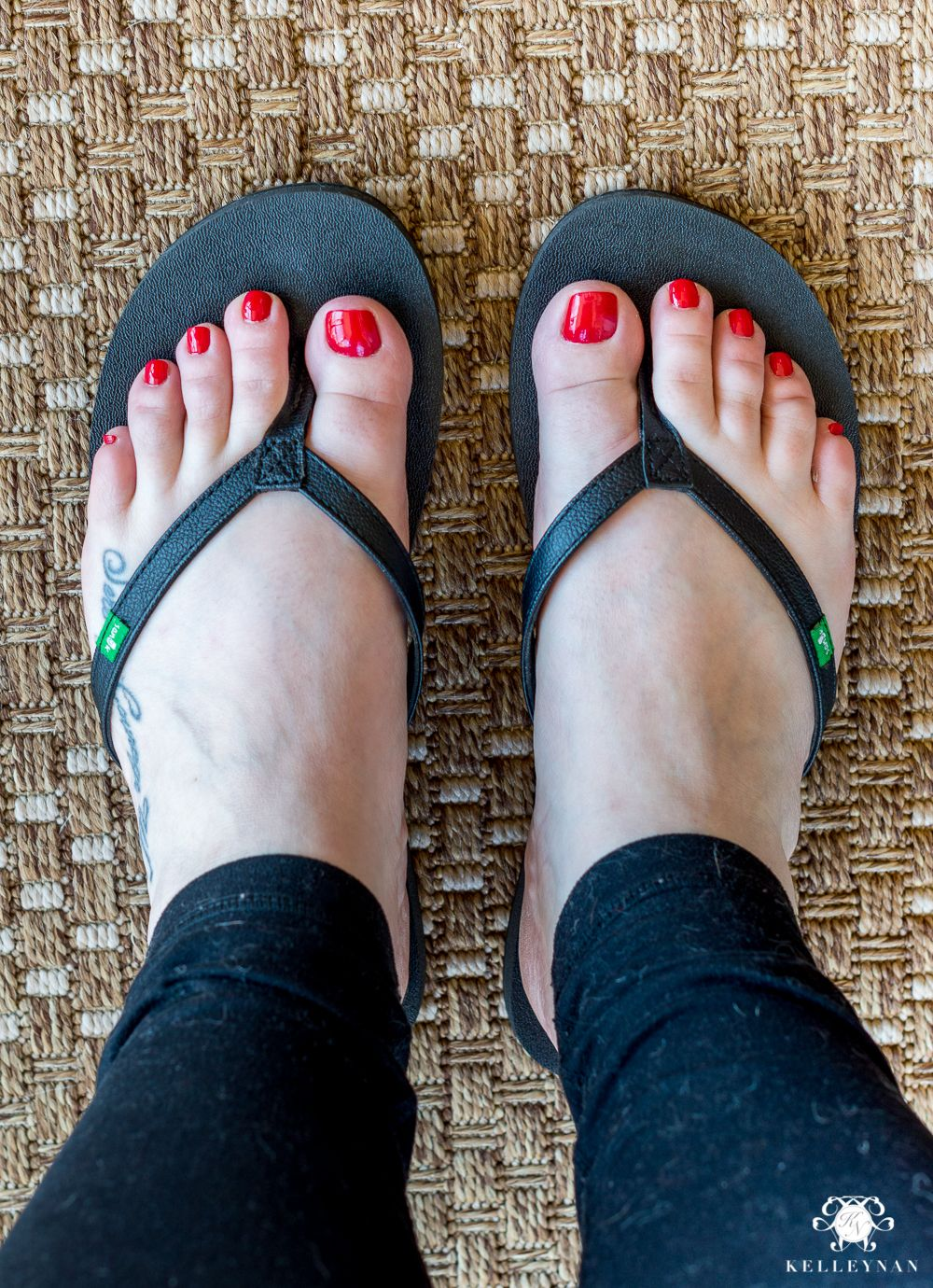 f45be6b73c1e Sanuk Yoga Joy Flip Flop Review in Comfort and Support