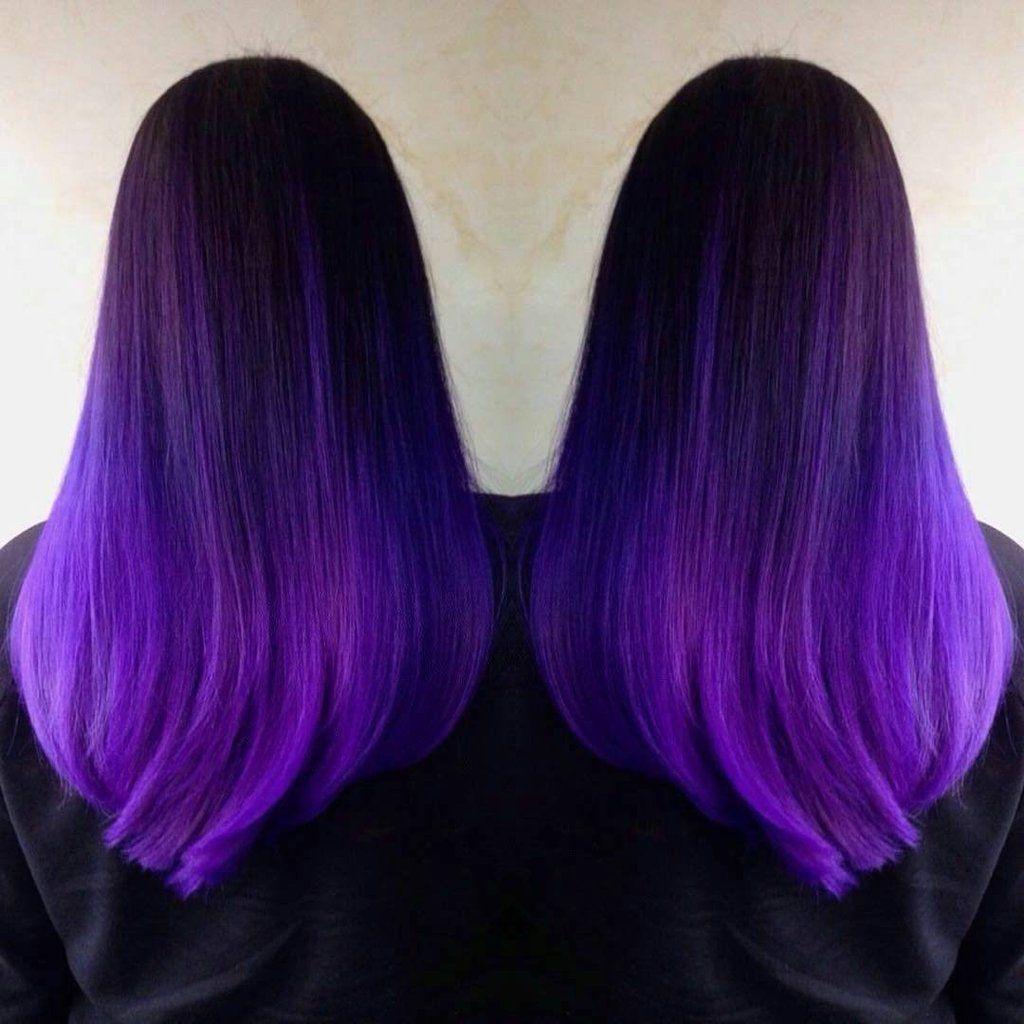 Iroiro 20 Purple Natural Vegan Cruelty Free Semi Permanent Hair Color In