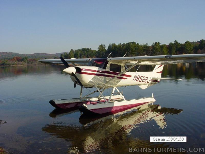 1967 Cessna 150 150 Cessna 150 Cessna Float Plane