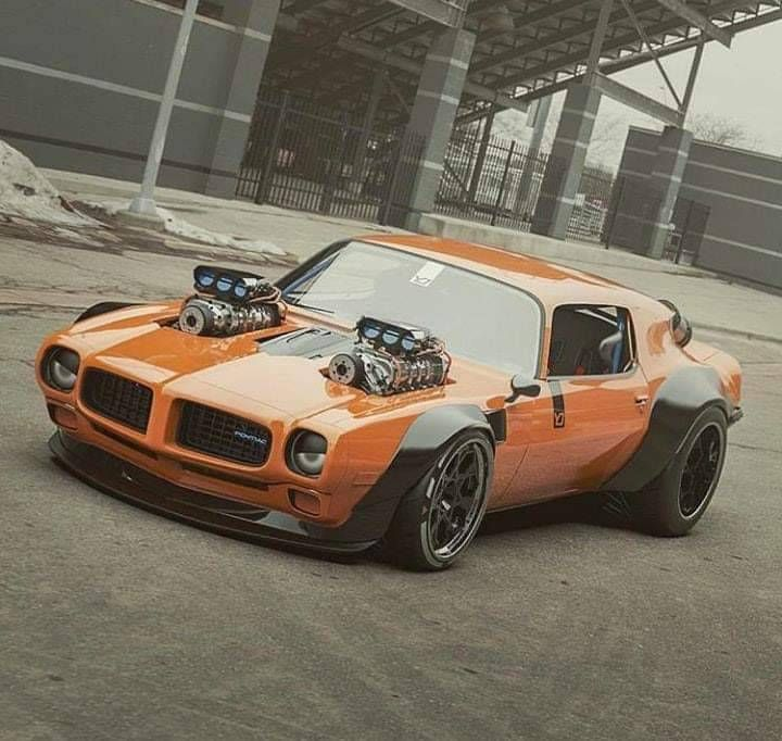 Muscle Cars, American Muscle