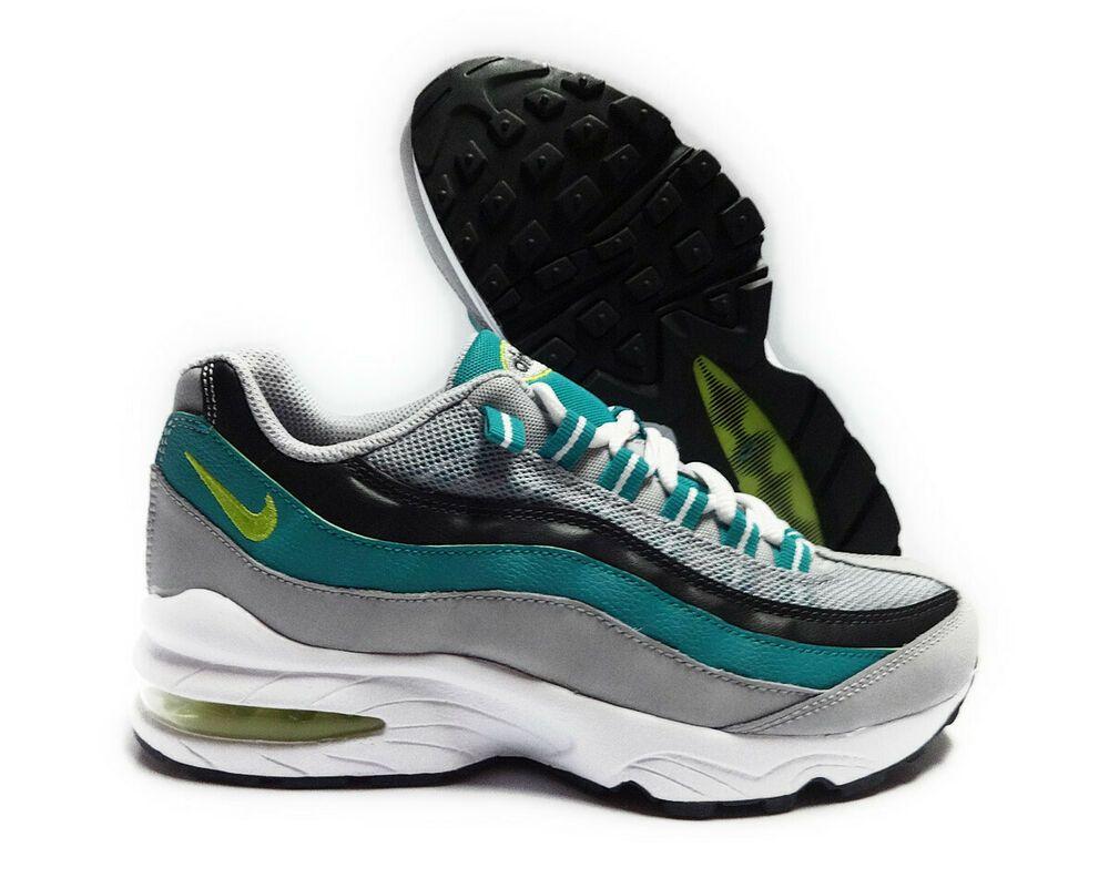 Ebay Sponsored 307565 052 Nike Air Max 95 Wolf Grey Venom