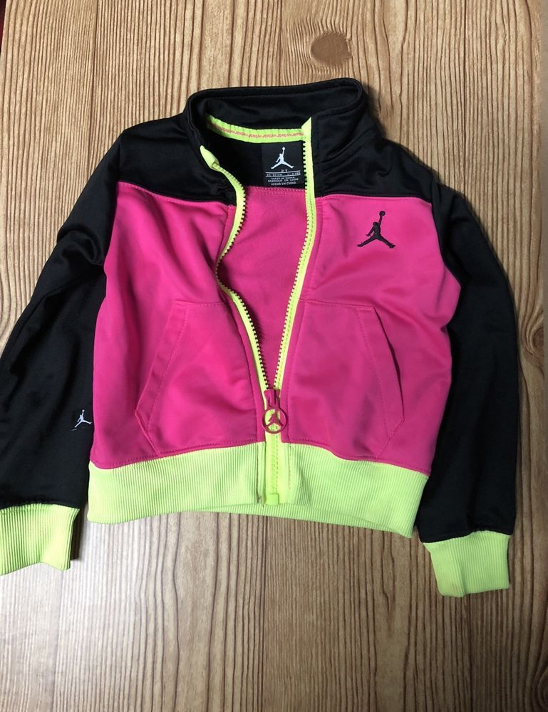Nike Air Jordan Jacket Girls 2T
