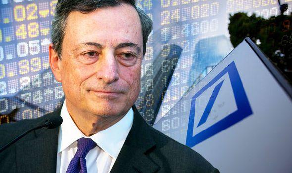 'There's no stock market bubble!' ECB chief slaps down
