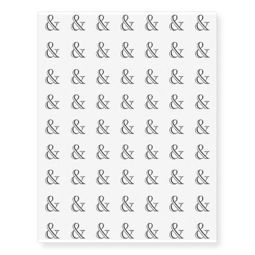 Academy Engraved Ampersand Black Temporary Tattoos http://www.zazzle.com/academy_engraved_ampersand_black_temporary_tattoos-256922820501813391?rf=238123047449720232&tc=pinbuffer