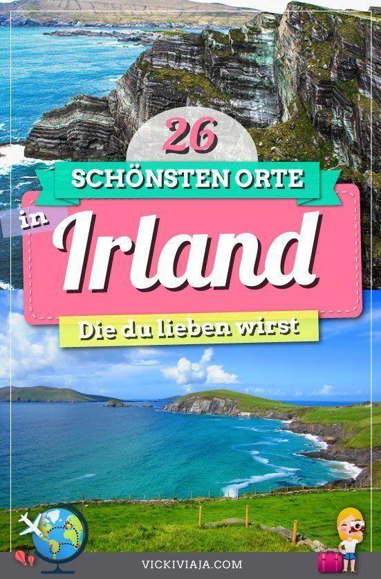 Photo of Der Ultimative Guide zu den schönsten Irland Sehenswürdigkeiten