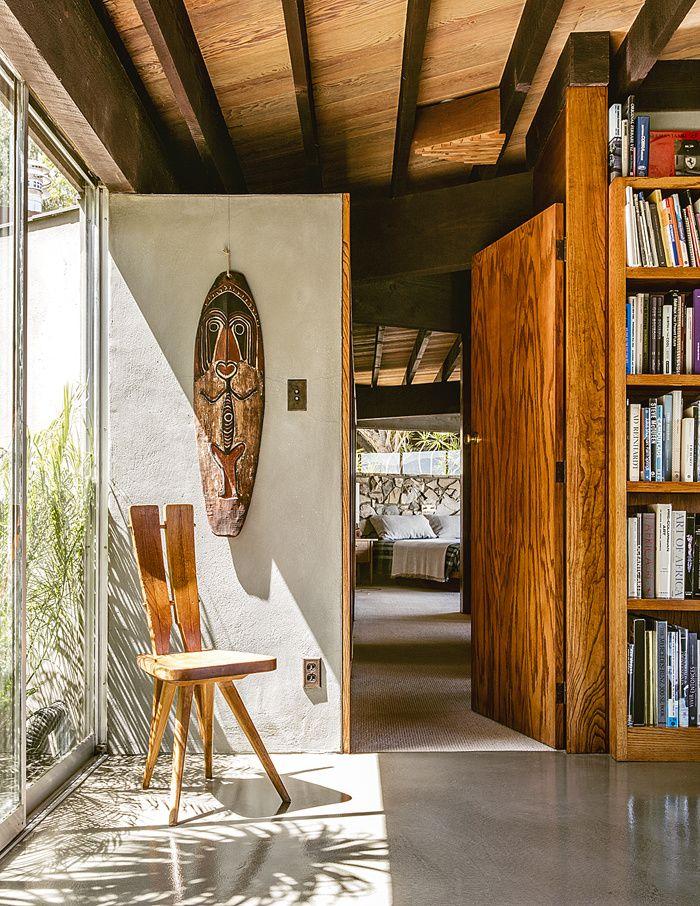 house and interiors. Architecture interiors La Harpel House de John Lautner  Los Angeles lautner