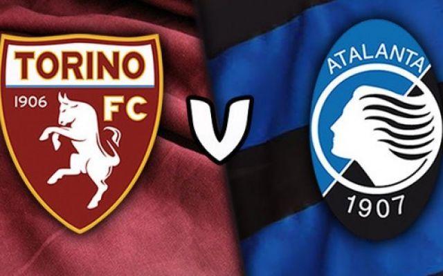 SERIE A, 10a GIORNATA   TORINO - ATALANTA, LE FORMAZIONI UFFICIALI #torino #atalanta #seriea #calcio