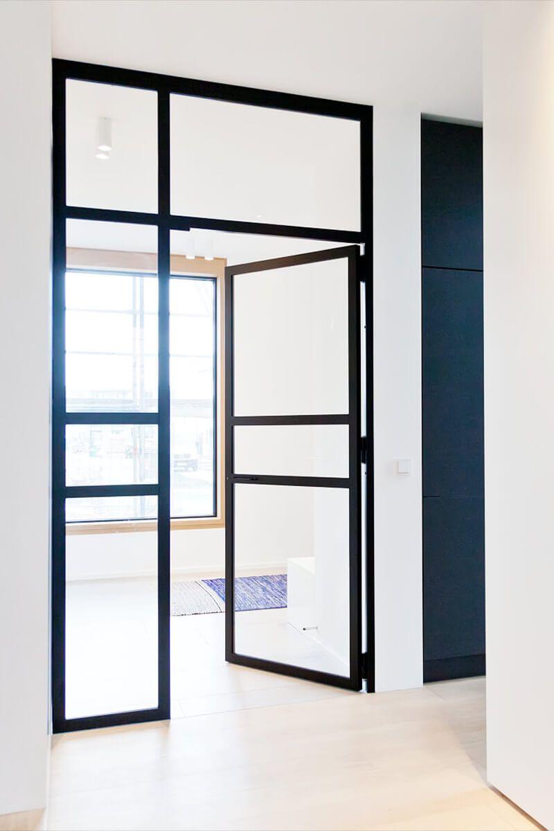 Stahl Loft Turen N51e12 Design Manufacture In 2020 Haus Interieu Design Haus Renovierung Ideen Bauhausstil