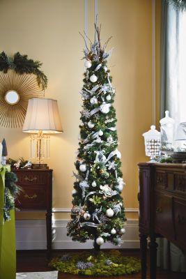 Crystal Elegance: Decorated Christmas Tree Crystal Elegance ...