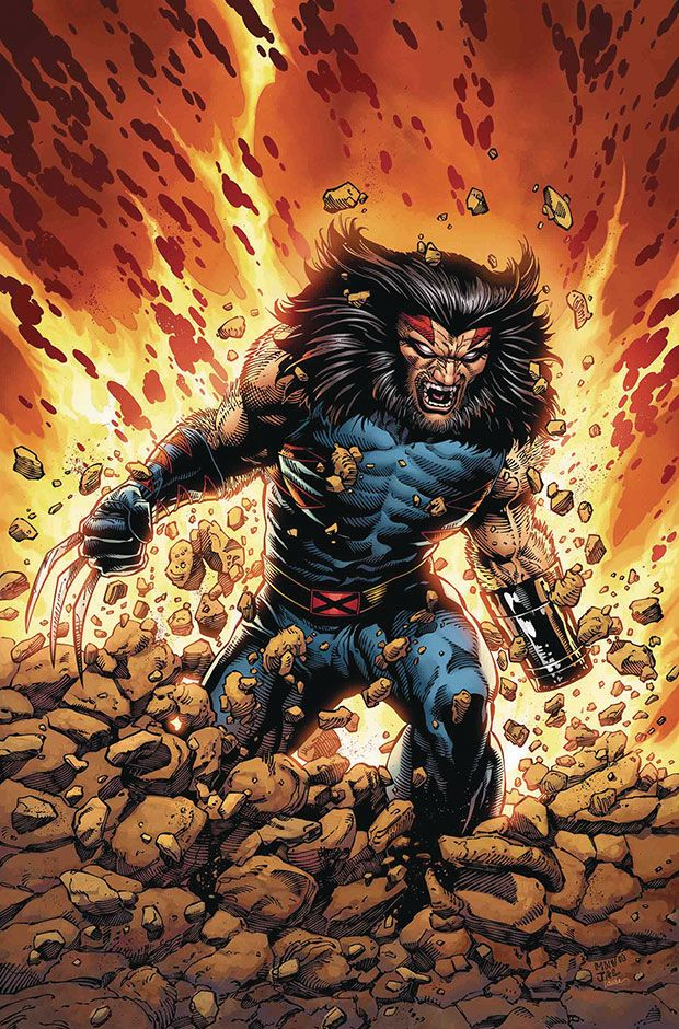 Return Of Wolverine #1 Weapon X Variant Cover By Steve McNiven