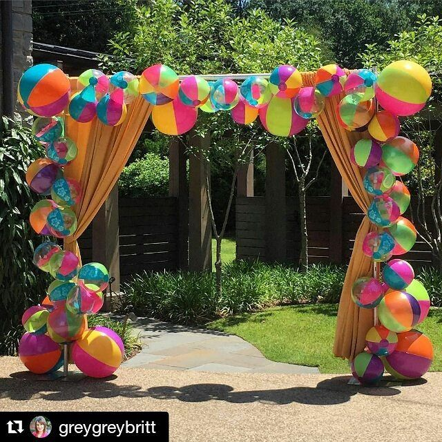 Repost Greygreybritt Welcome Your Guests With A Beach