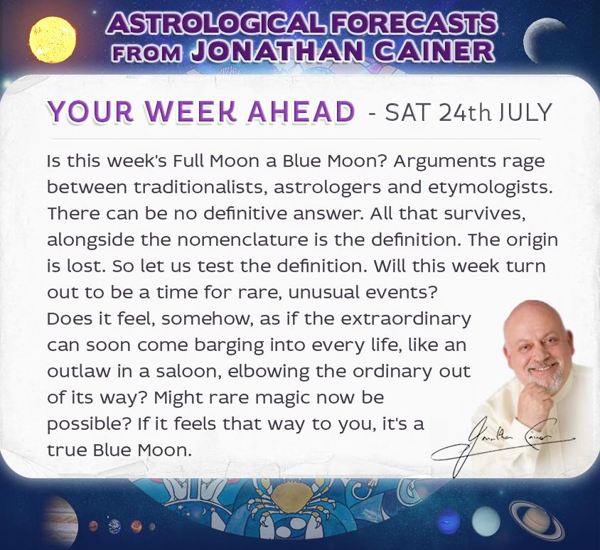 jonathan cainer leo daily horoscopes