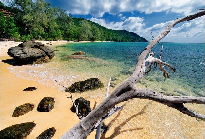 5 Mile Beach- Cambodia